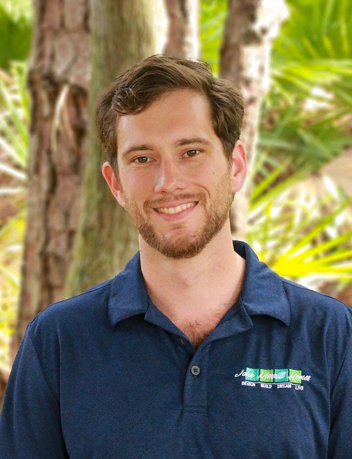 Corey Viens, Superintendent at John Merrill Homes