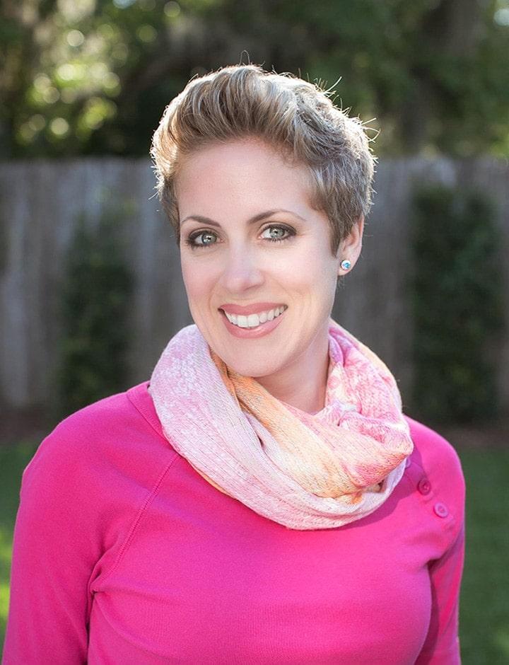 Dana Merrill, Marketing and Sales Director at John Merrill Homes